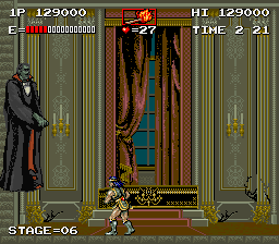 AC版-悪魔城ドラキュラ-ドラキュラ伯爵