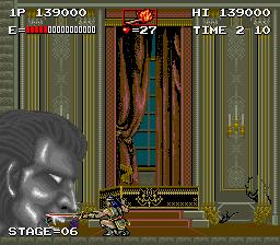 AC版-悪魔城ドラキュラ-ドラキュラ伯爵第2形態