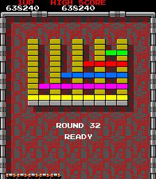 アルカノイド-ラウンド32