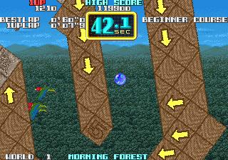 キャメルトライ-ゲーム画面
