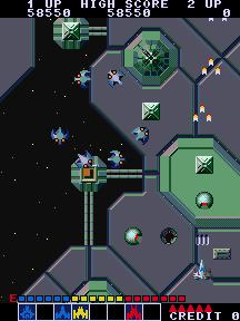 ASO-ゲーム画面
