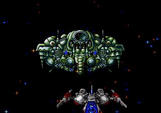 サンダーフォースAC-エンディング1