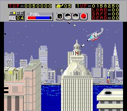 チョップリフターAC-ミッション4