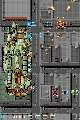 イメージファイト-ゲーム画面