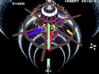 ゼビウス3D/G-ラスボス戦