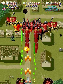 魔法大作戦-ゲーム画面