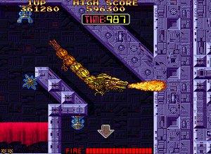 サイバリオン-ゲーム画面