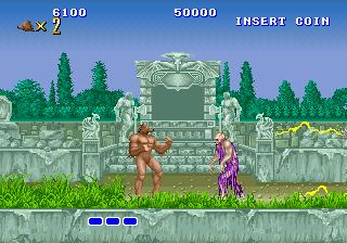 獣王記-獣人状態