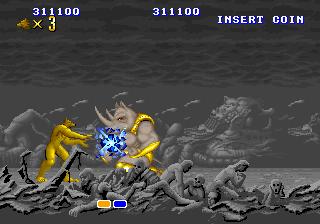 獣王記-ラスボス戦