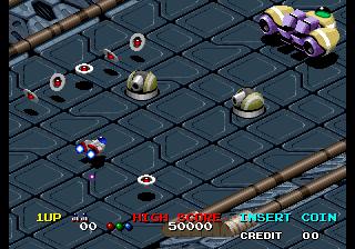 ビューポイント-ゲーム画面