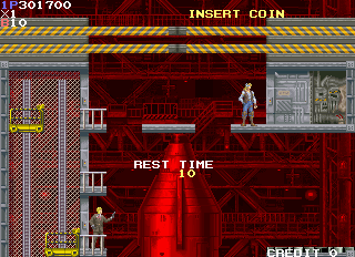 エレベーターアクションR-ミッション6-2