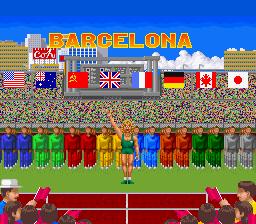 ゴールドメダリスト-Barcelona