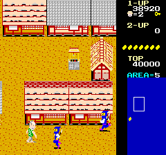 いっき(AC)-ゲーム画面