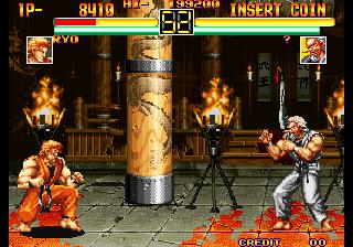 龍虎の拳-シーン8
