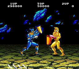 黄金の城-ラスボス戦1