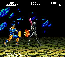 黄金の城-ラスボス戦2