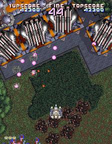 アサルトプラス-ゲーム画面