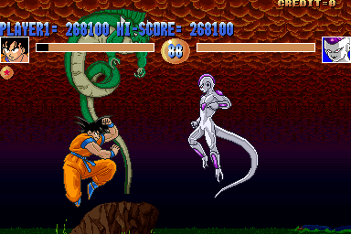 ドラゴンボールZ(AC)-ステージ8