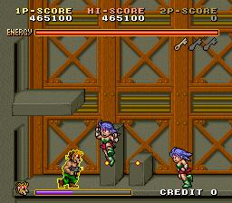 ファンタズム-ゲーム画面