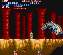 ブラックドラゴン-ステージ3