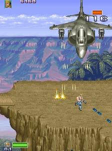 戦場の狼II-ミッション1