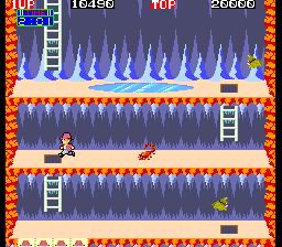 ピットフォールII-地下ステージ-2