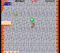 ピットフォールII-地下ステージ-3