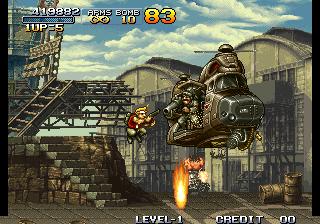 メタルスラッグ-ステージ6