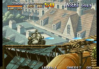 メタルスラッグ-戦車(ビークル)