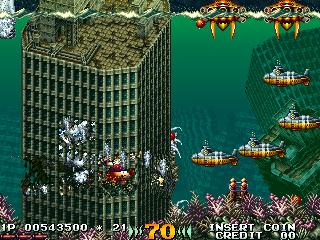 海底大戦争-ステージ4