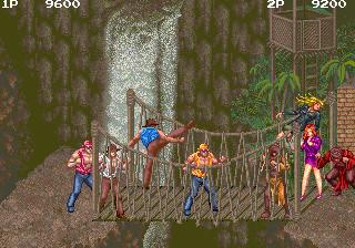ルナーク-ゲーム画面