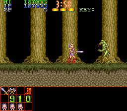 魔魁伝説-ゲーム画面