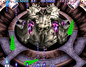 沙羅曼蛇2-ラスボス戦