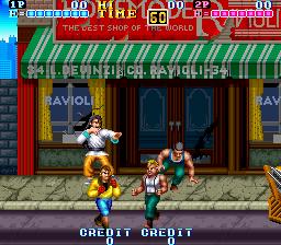 ギャングウォーズ-ゲーム画面