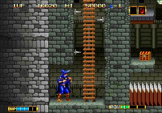 マジシャンロード-ゲーム画面