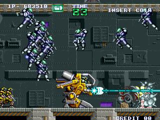 ガンフォース-ミッション6-1