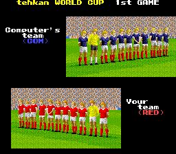 テーカンワールドカップ-国歌