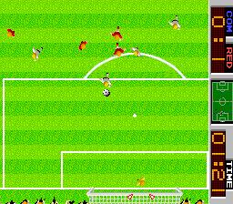 テーカンワールドカップ-ゲーム7-1