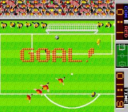 テーカンワールドカップ-ゴール