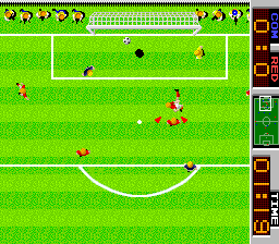 テーカンワールドカップ-シュート