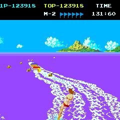 トロピカルエンジェル-ゲーム画面
