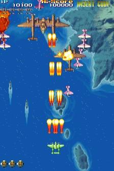 19XX-ゲーム画面