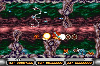 Xマルチプライ-ゲーム画面