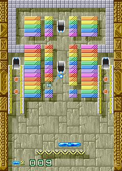 ブロックブロック-ゲーム画面