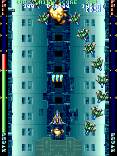サンダーブラスター-連射2