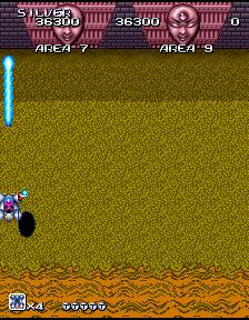 超時迷宮レジオン-エリア1-2
