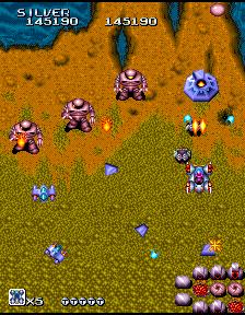 超時迷宮レジオン-ゲーム画面
