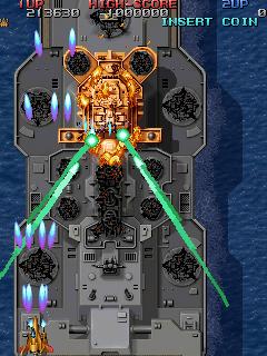ライデンファイターズ-ミッション1-3