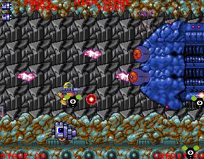 爆突機銃艇-ステージ5