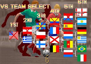 ハットトリックヒーロー93-トーナメント2